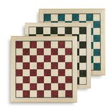 Luxury Inlaid Erable (Maple) Chessboard by Dal Negro