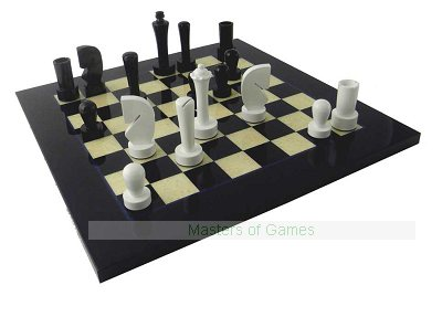 Italfama Berliner Chess Set with Board