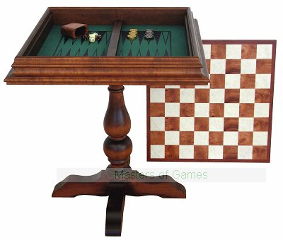 Italfama Chess & Backgammon Table (59cm)