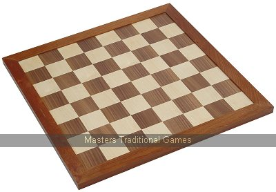 Jaques 18 inch Staunton Chess board
