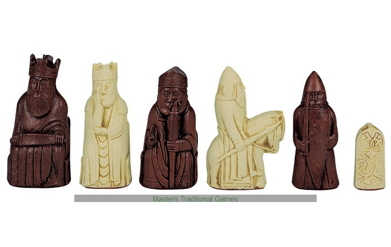 Jaques lewis chess set quality replica lewis chessmen - Lewis chessmen set ...