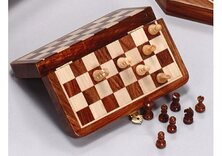Westnedge Magnetic 7.5 inch Square Travel Chess Set