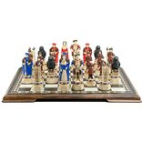 SAC Tower of London Chess Set - hand decorated (without board)