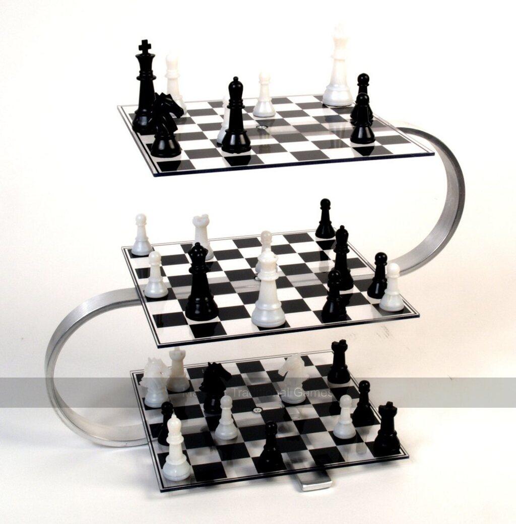 Strato 3D Chess