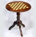 Giglio Round Chess Table