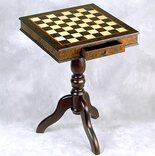 Giglio 51cm Square Chess Table