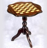 Giglio Curved Octagonal Chess Table