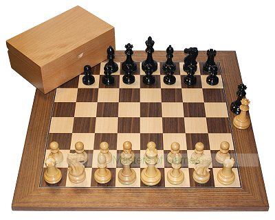 Tournament Chess Combination (3.75 inch King)