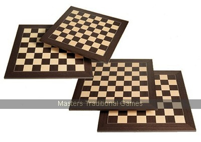 SAC Deluxe Wenge and Maple Chessboard - 50cm