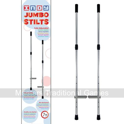 Indy Jumbo Aluminium Stilts