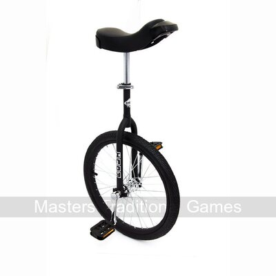 Indy Standard Trainer Unicycle (20 inch - Black)