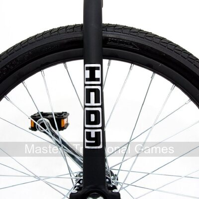 Indy Standard Trainer Unicycle - 20� - Black