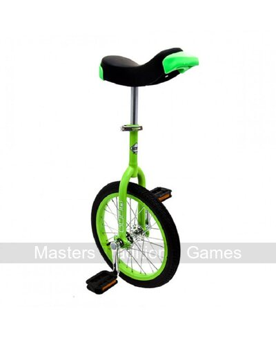 Indy Standard Trainer Unicycle (20 inch - Green)