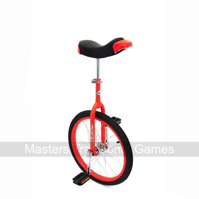 Indy Standard Trainer Unicycle (20 inch - Red)