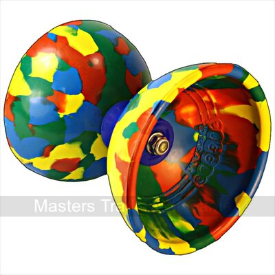 Juggle Dream Jester Diabolo with Handsticks