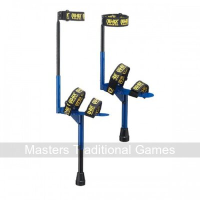 Qu-Ax Walking Peg Stilts (maximum user weight: up to 60kg)