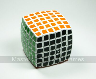 V-Cube - 6 x 6 x 6 - Pillow Design