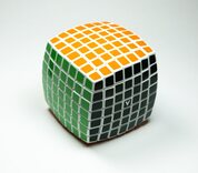 V-Cube - 7 x 7 x 7 - Pillow Design