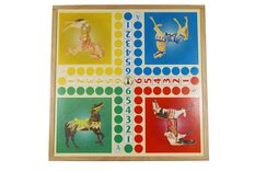 French Wooden Games Compendium