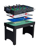 Gamesson 4-in-1 Jupiter Combo Games Table