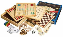 Philos Wooden Game Compendium - 35cm
