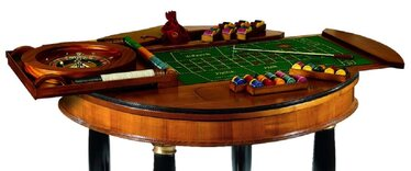 Dal Negro Grand Games Table