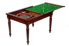Dal Negro Rectangular Games Table
