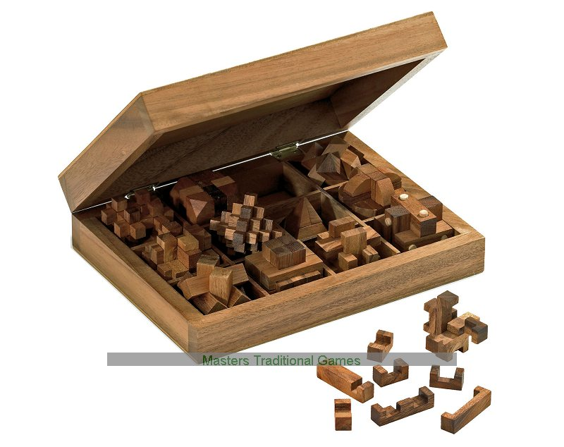 how to make a burr puzzle