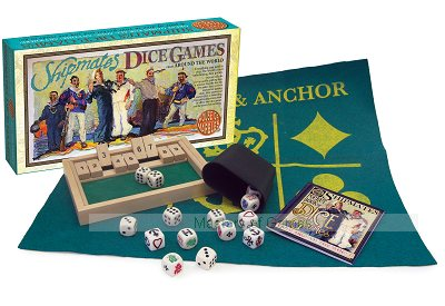 Shipmate's Dice Games