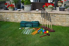 GG Townsend Croquet Set (6 player/ bag)