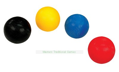 Jaques Challenge Croquet Balls (approx. 12oz, full size, 1st colours)