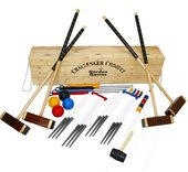 Garden Games Challenger Croquet Set