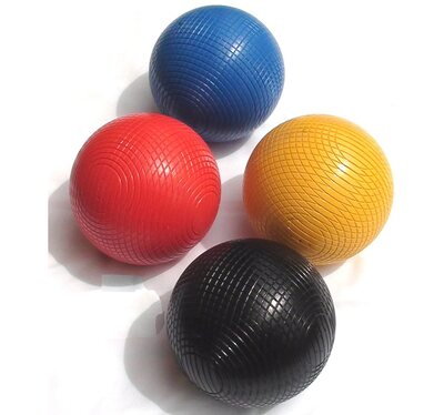 Set of 12oz Composition Croquet Balls (1st colours)