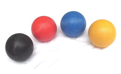 Set Townsend/Hurlingham Croquet Balls (16oz, full size, 1st colours)