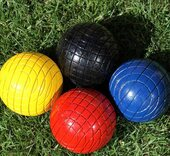 G.G. wooden Croquet Balls (12oz)