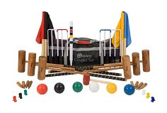 Uber 6 Player Pro Croquet in a bag