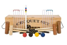 Uber Family Croquet in a box