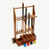 Uber Family Croquet with stand
