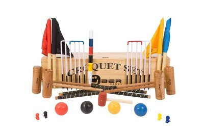 Uber Pro Croquet Set in a bag