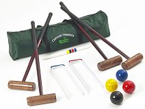 G.G. Cottage Croquet Set