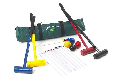 Garden Games Lawn Croquet Set (for children)