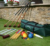 G.G. Longworth Croquet Set