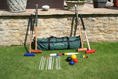 Garden Games Sandford Croquet Set