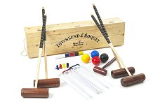 G.G. Townsend Croquet Set