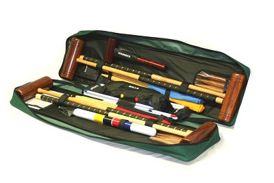 Garden Games Townsend Croquet Set (4 player in wooden box)