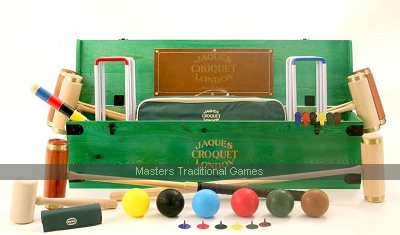 Jaques Cheltenham 6 player Croquet Set