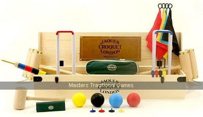Jaques Oxford Croquet Set
