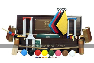 Jaques Sandringham (8 player) Croquet Set