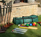 G.G. Longworth Croquet Set (6 player)