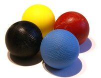 Willhoite Regulation Championship Xtreme Croquet Balls